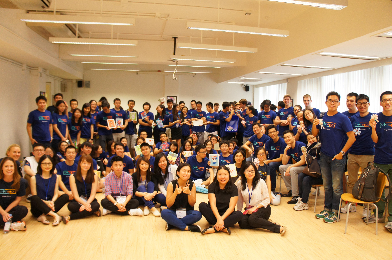 Morgan Stanley volunteers renovate Aoi Pui School ahead of
